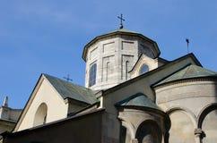 La cathédrale arménienne de l'acceptation du plus saint de Dieu Photographie stock libre de droits