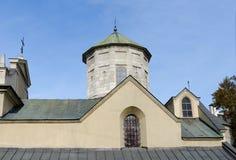 La cathédrale arménienne de l'acceptation du plus saint de Dieu Images libres de droits