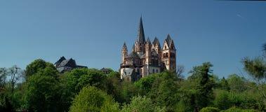 La cathédrale catholique de Limbourg photo stock