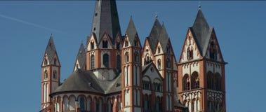 La cathédrale catholique de Limbourg images stock