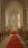 La cathédrale Cluj Napoca, Roumanie de Michael de saint images stock