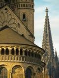 La cathédrale de Cologne Photo stock