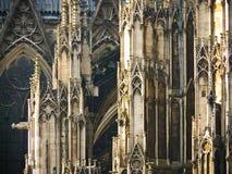 La cathédrale de Cologne Image libre de droits