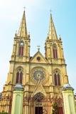 La cathédrale de Guangzhou photo stock