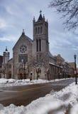 La cathédrale de la conception immaculée Photo stock