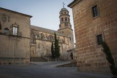 La cathédrale de la nativité de notre Madame est la Renaissance Photographie stock libre de droits