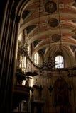 La cathédrale de Lisbonne Photos libres de droits
