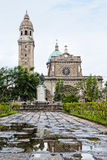 La cathédrale de Manille, Philippines Photo stock