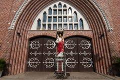 La cathédrale de Mary de saint Photographie stock