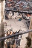La cathédrale de Mechelen, Belgique Photo stock