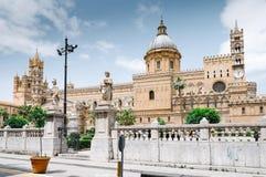 La cathédrale de Palerme Photographie stock