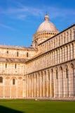 La cathédrale de Pise, Italie Image libre de droits
