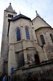 La cathédrale de Prague images libres de droits