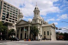 La cathédrale de Saint Joseph Images libres de droits