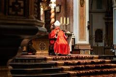 La cathédrale de Santa Maria de Valencia image stock