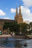 La cathédrale de St Mary Image stock