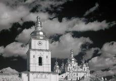 La cathédrale de St Michael, Kiev Photos stock