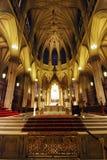 La cathédrale de St Patrick Images libres de droits