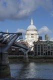 La cathédrale de St Paul Photo libre de droits