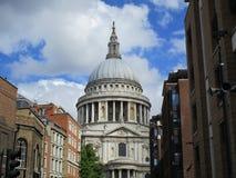 La cathédrale de St Paul Photographie stock