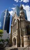 La cathédrale de St Stephen, Brisbane, Australie Photos stock