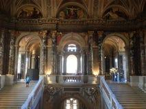 La cathédrale de Vienne est remplie d'icônes incroyables Photo stock
