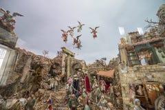 La cathédrale du campania de Sorrente, Italie photographie stock