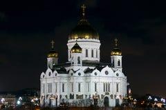 La cathédrale du Christ la cathédrale de sauveur Image libre de droits