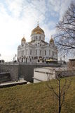 La cathédrale du Christ le sauveur Image stock