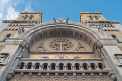 La cathédrale du saint Vincent de Paul Photos stock