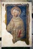 La cathédrale du saint Rufino, Assisi, Italie Images libres de droits