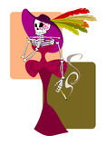 La Catrina Stock Photography
