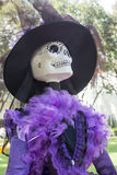 La Catrina Royalty Free Stock Photo