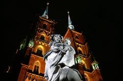 La cattedrale Immagine Stock