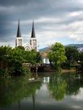 La cattedrale Fotografie Stock Libere da Diritti