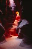 La cattedrale, canyon dell'antilope Fotografie Stock Libere da Diritti