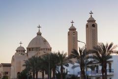 La cattedrale celeste Immagini Stock