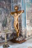 La cattedrale del diciannovesimo secolo in Uglic, Russia di epifania Fotografie Stock
