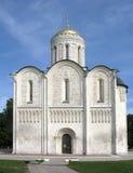 La cattedrale del Dmitrov in Vladimir Immagine Stock Libera da Diritti