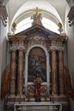 La cattedrale del presupposto di vergine Maria benedetto fotografia stock
