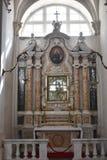 La cattedrale del presupposto di vergine Maria benedetto immagini stock libere da diritti