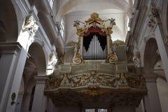 La cattedrale del presupposto di vergine Maria benedetto fotografie stock