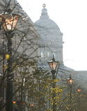 La cattedrale dell'icona di Kazan della madre del dio fotografia stock libera da diritti