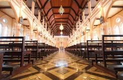 La cattedrale dell'immacolata concezione, Maephra Patisonti Niramon Church Immagine Stock