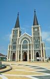 La cattedrale della concezione immacolata Fotografia Stock