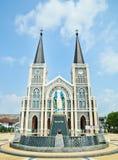 La cattedrale della concezione immacolata Immagini Stock