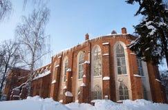 La cattedrale della cupola immagine stock