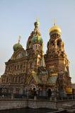 La cattedrale della risurrezione Immagine Stock
