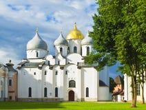 La cattedrale della st Sophia immagine stock libera da diritti