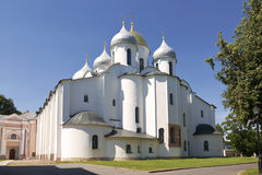 La cattedrale della st Sophia (la saggezza santa di Dio) fotografia stock